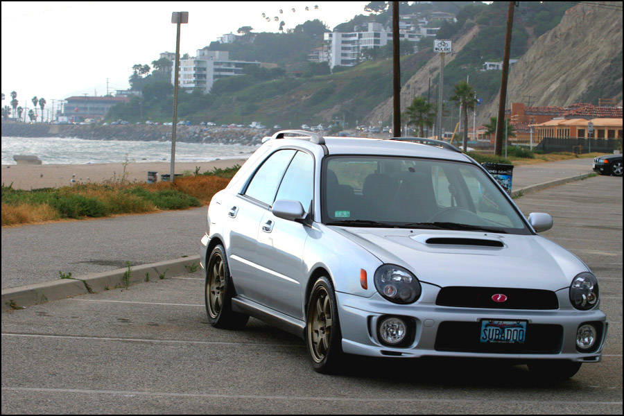 2002 WRX Wagon Volks EDM lights 107K Miles 8K OBO  iClub